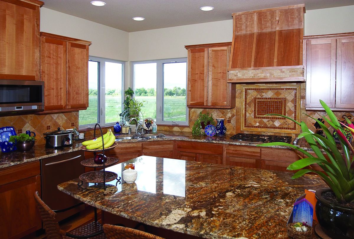 counters kitchen countertops options Countertops