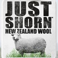 Just Shorn New Zealand Wool