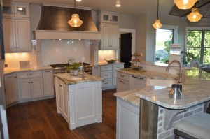 white kitchen traditional remodel
